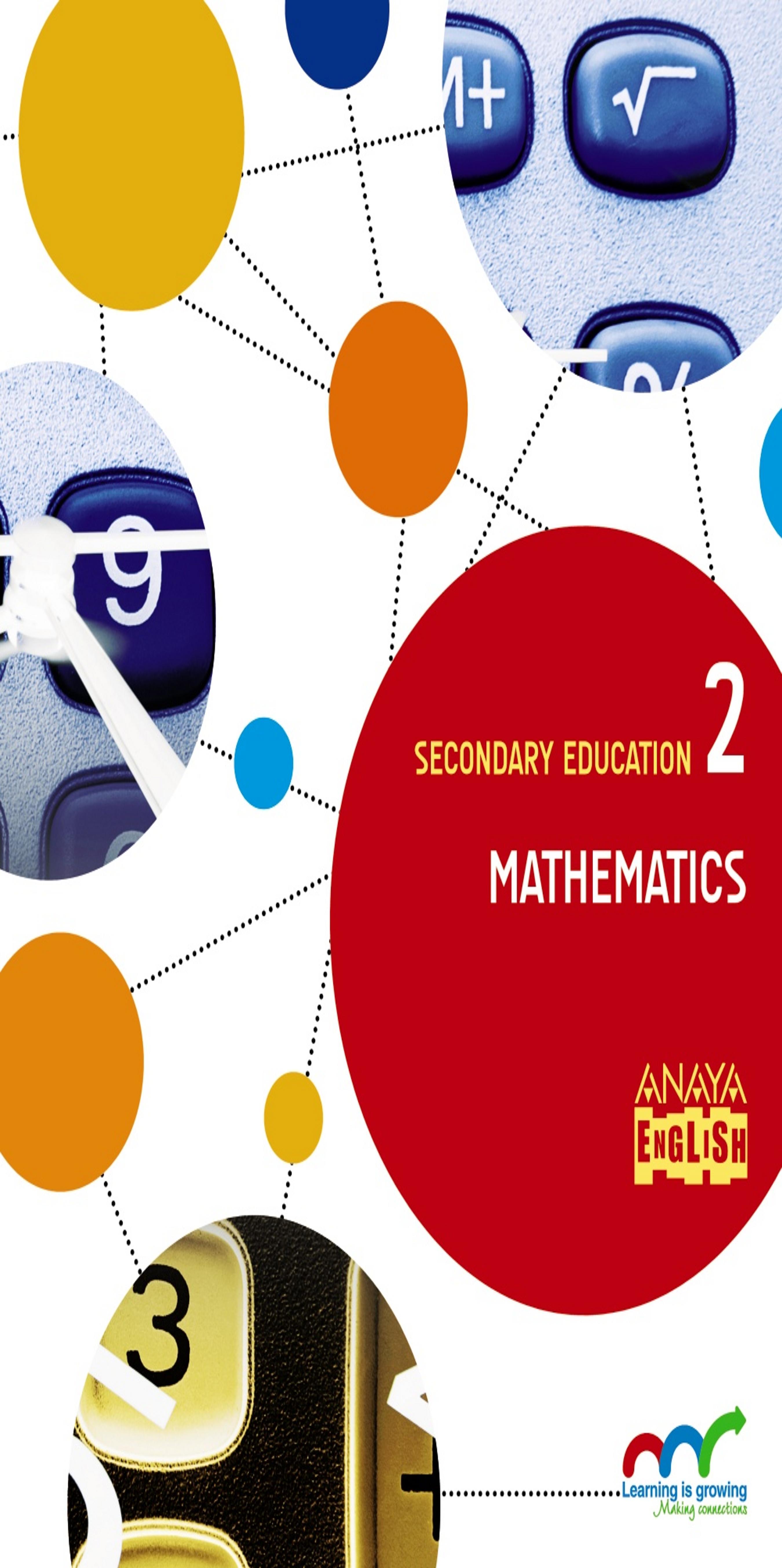 MATHEMATICS 2º ESO - Secondary Education