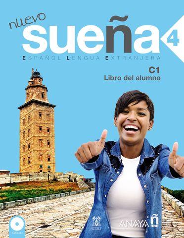 NUEVO SUEÑA 4  C1 Alumno + CD