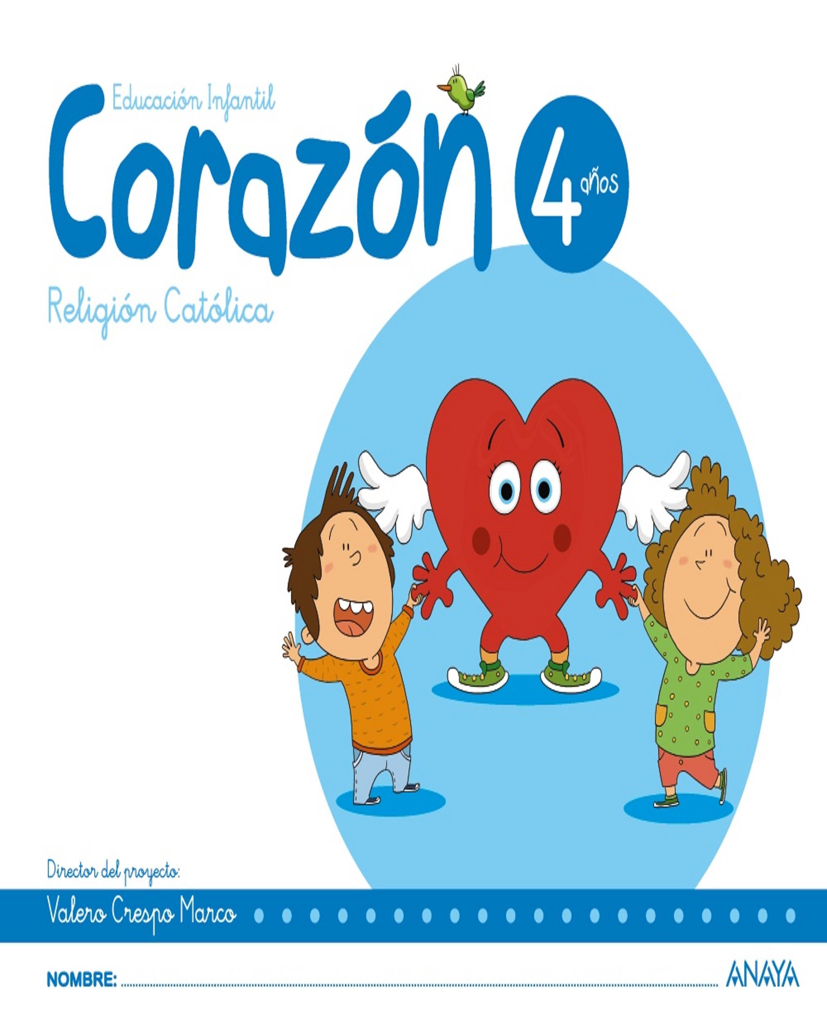 CORAZON 4 AÑOS