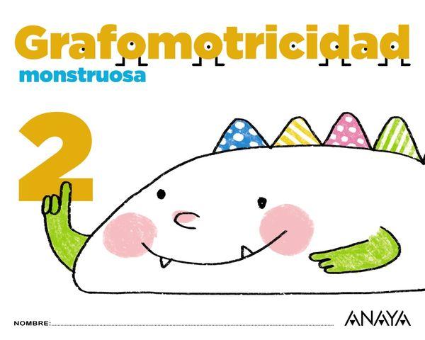 GRAFOMOTRICIDAD MONSTUOSA 2