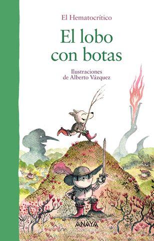LOBO CON BOTAS,EL