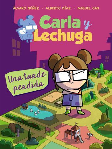 CARLA Y LECHUGA nº 2 una tarde perdida