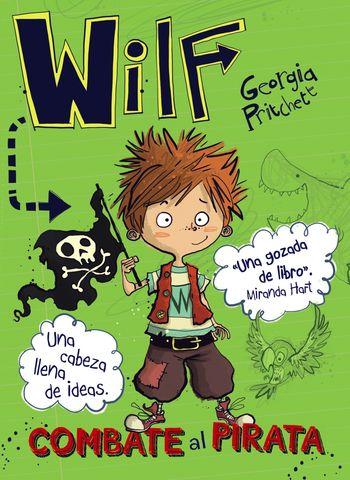 WILF combate al pirata nº 2