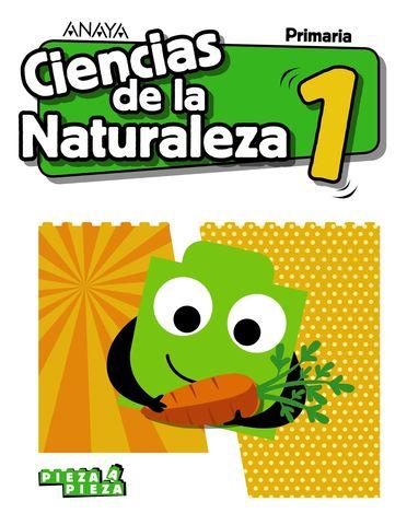 CIENCIAS DE LA NATURALEZA 1 PRIMARIA
