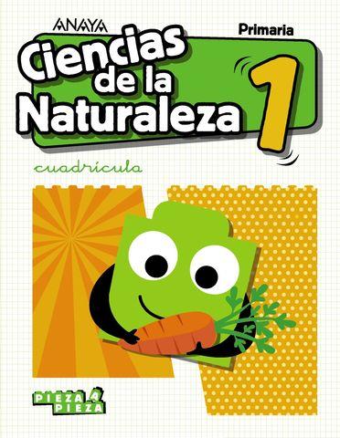 CIENCIAS NATURALES 1º PRIMARIA CUADRICULA