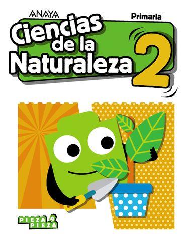 CIENCIAS DE LA NATURALEZA 2 Pieza a Pieza