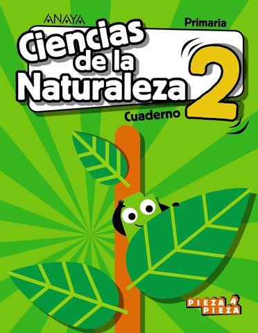 Cuaderno Ciencias Naturales 2 Pieza A Pieza Librería Idiomatika