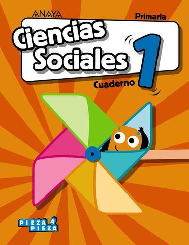 CUADERNO DE CIENCIAS SOCIALES 1º PRIMARIA