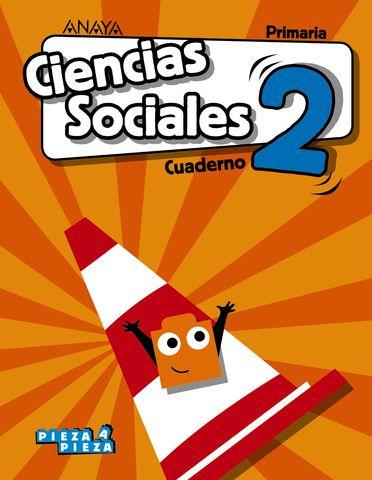 CUADERNO DE SOCIALES 2  - Pieza a Pieza