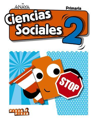 CIENCIAS SOCIALES PIEZA A PIEZA 2 PRIMARIA