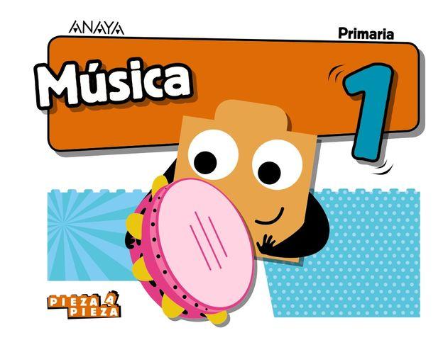 MUSICA 1º Prim - Pieza a pieza