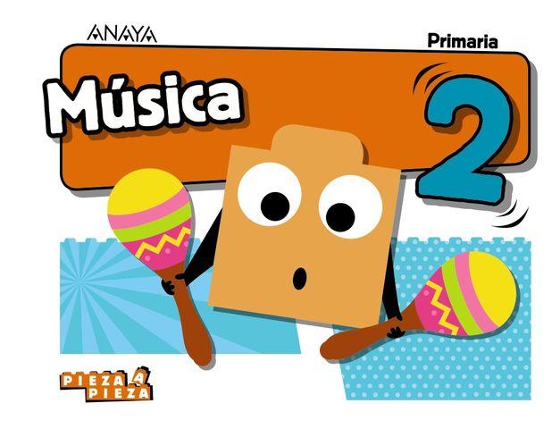 MUSICA 2º PRIM - Pieza a Pieza
