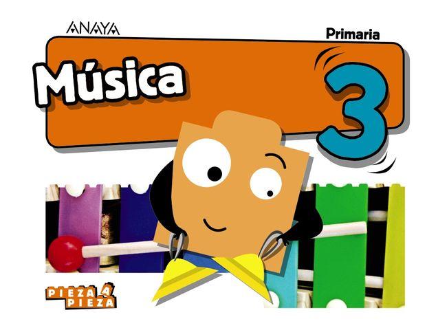 MUSICA 3 PRIM - Pieza a Pieza