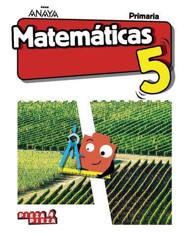 MATEMATICAS 5 PRIM - Pieza a Pieza