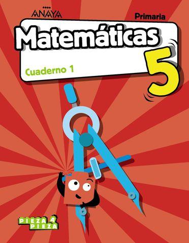 CUADERNO MATEMÁTICAS 5º PRIMARIA 1º TRIMESTRE