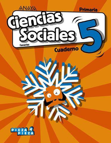 CUADERNO CIENCIAS SOCIALES 5º CUADERNO