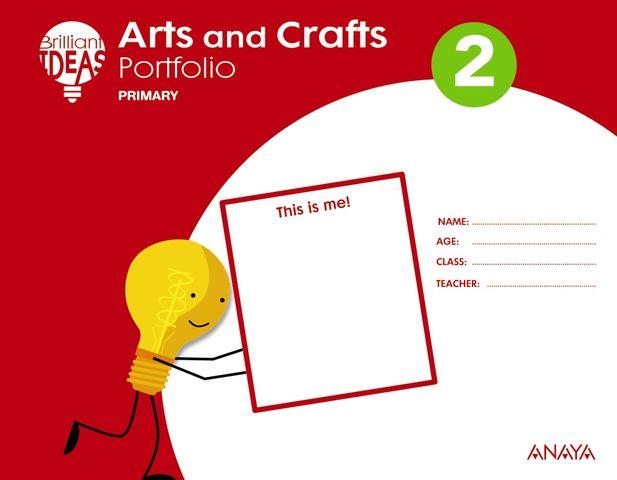 ARTS & CRAFTS 2 SB - Primaria - Brillant ideas