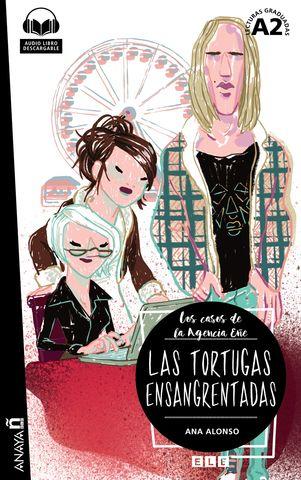 TORTUGAS ENSANGRENTADAS, LAS + Audio - Los Casos de la Agencia Eñe A2