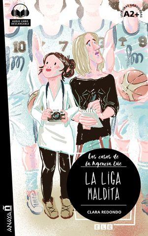 LIGA MALDITA, LA + Audio - Los Casos de la Agencia Eñe  A2+