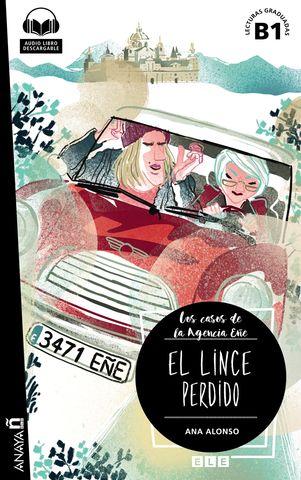 LINCE PERDIDO, EL + Audio - Los Casos de la Agencia Eñe  B1