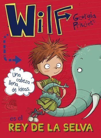 WILF es el rey de la selva nº 3