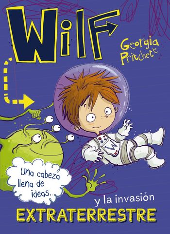 WILF  nº1 y la invasion extraterrestre