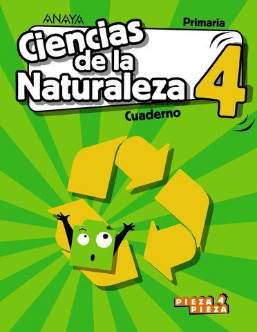 CIENCIA DE LA NATURALEZA 4 Primaria