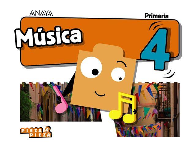 MUSICA 4º PRIM - Pieza a Pieza