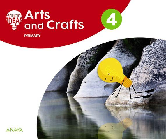 ARTS AND CRAFTS 4 LIBRO
