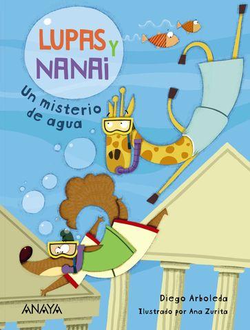 LUPAS Y NANAI UN MISTERIO DE AGUA