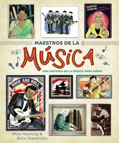 MAESTROS DE LA MUSICA una historia de la musica para niños
