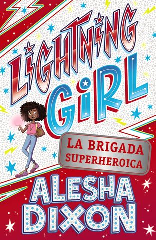 LIGHTNING GIRL nº2 la brigada superheroica