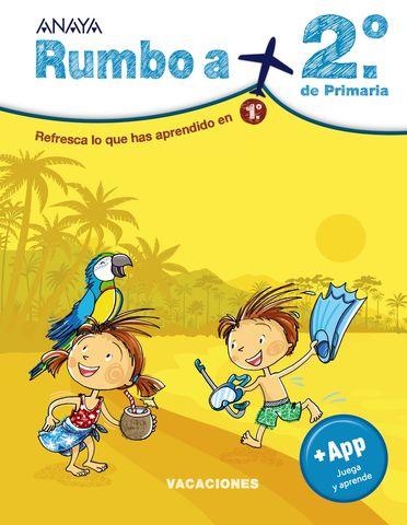 VACACIONES RUMBO A...2ºEP 2020