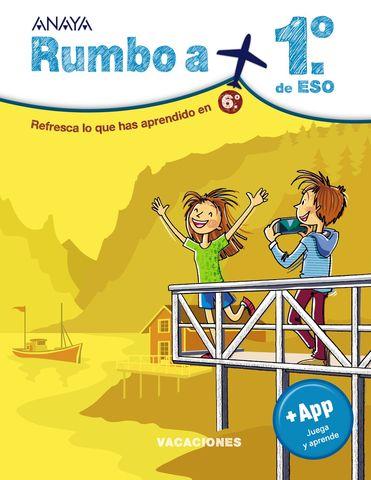 VACACIONES RUMBO A...1ºESO 2020