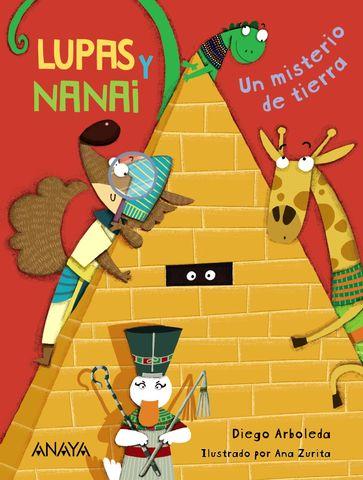 LUPAS Y NANAI UN MISTERIO DE TIERRA