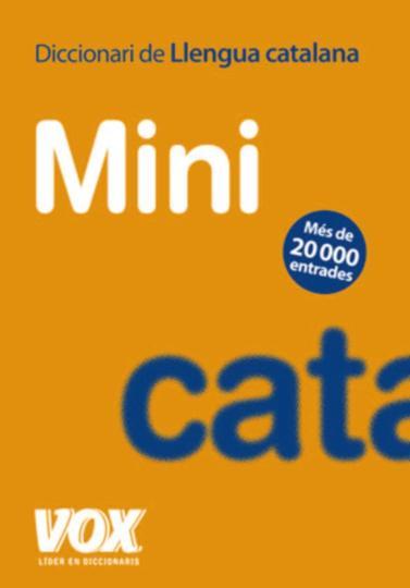 DICC Vox MINI Catalán - Castellano / Castellano - Catalán