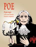 GATO NEGRO Y OTROS CUENTOS ILUSTRADOS DE MISTERIO E IMAGINACION, EL