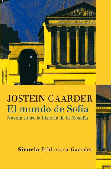 MUNDO DE SOFIA, EL - Filosofía