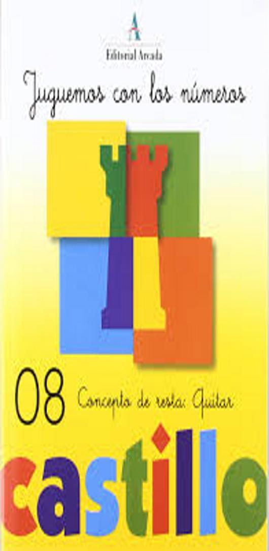 JUGUEMOS CON LOS NUMEROS 8 Castillo
