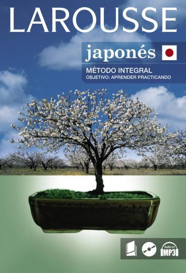 JAPONES MÉTODO INTEGRAL - Libro + CDs