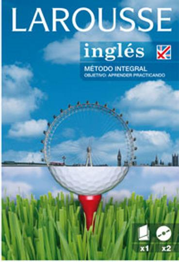 INGLES MÉTODO INTEGRAL - Libro + CDs