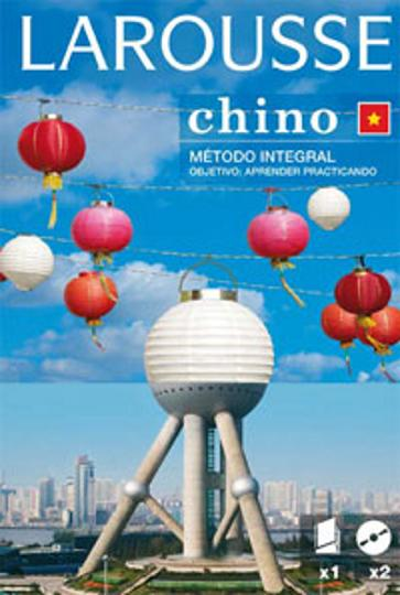 CHINO MÉTODO INTEGRAL - Libro + CDs