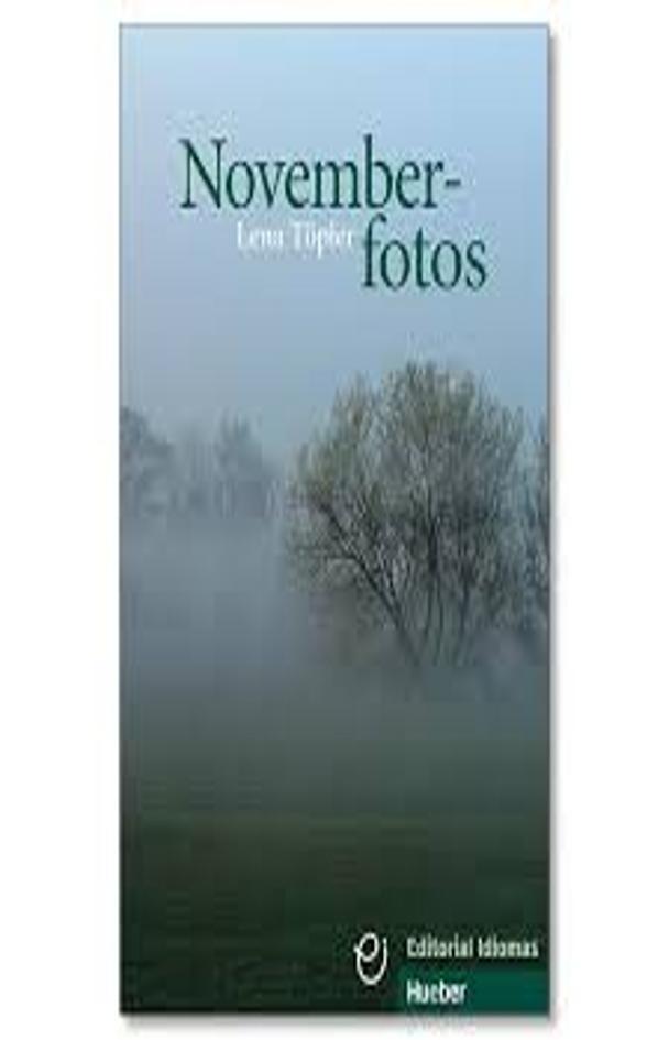 NOVEMBERFOTOS + CD