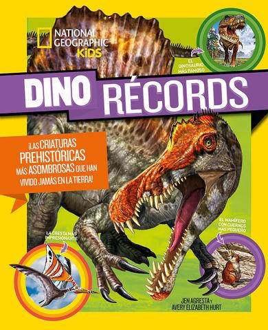 DINO RECORDS natiional geographic kids