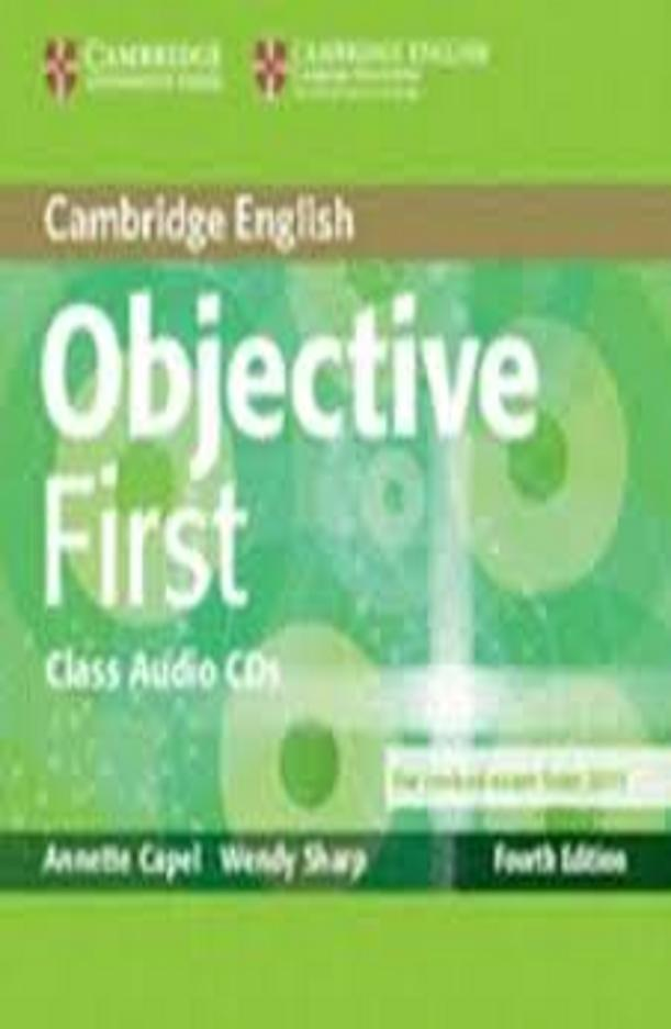 OBJECTIVE FIRST (FCE) CDs 4th Ed Revised 2015 - English for Spanish Sp