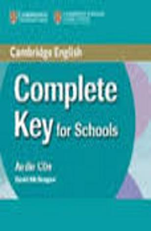COMPLETE KEY FOR SCHOOLS CDs  - English Spanish Speakers