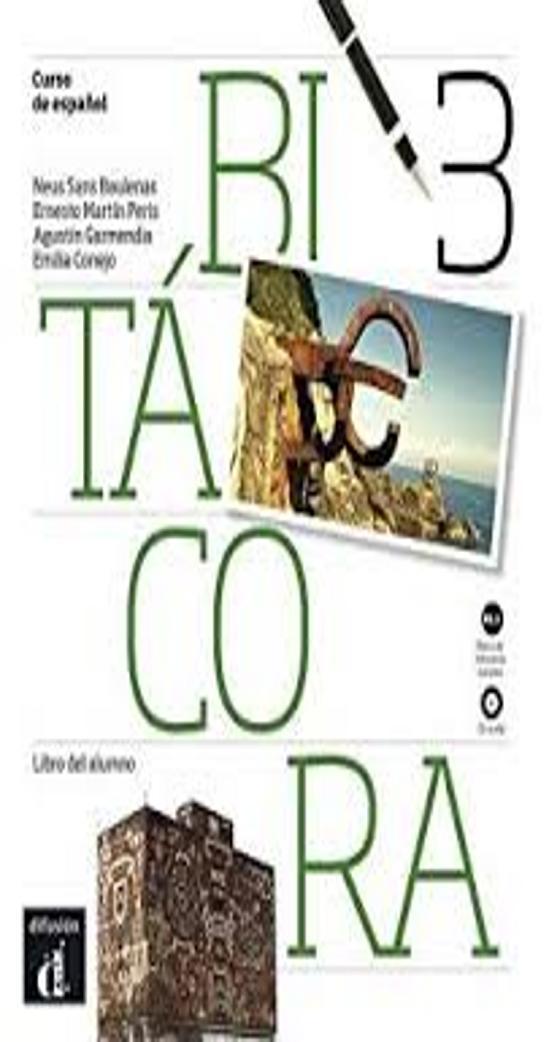 BITÁCORA 3 Alumno + CD B1