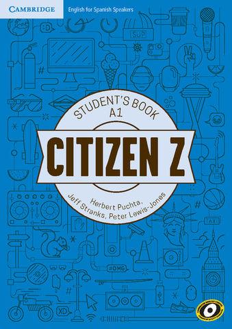 CITIZEN Z A1 STUDENTS BOOK