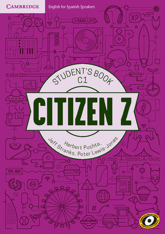 CITIZEN Z C1 STUDENTS BOOK