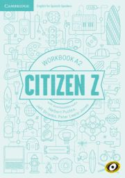 CITIZEN Z A2  WB +  Audio Download